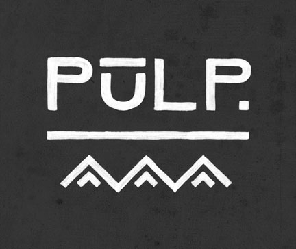 PULP 2014 – Art Exhibition Branding